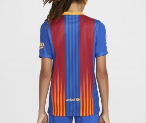 Maillot Barça Clasico Stadium 2021 Junior