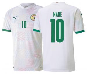 Maillot MANé Sénégal Domicile 2020/21