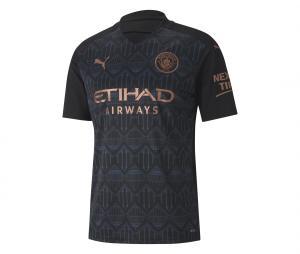 Maillot Manchester City Extérieur 2020/2021