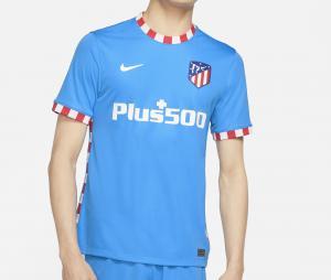 Maillot Atlético Madrid Third 2021/2022