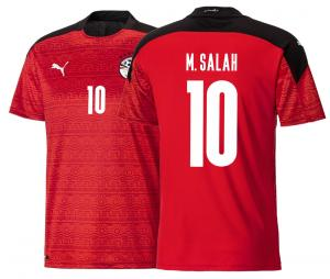 Maillot M.SALAH Egypte Domicile 2020/2