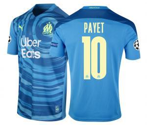 Camiseta OM Third Europa Payet 2020/2021