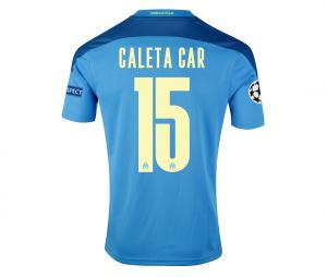 2020/2021 OM Third Europe Caleta-Car Men's Football Shirt