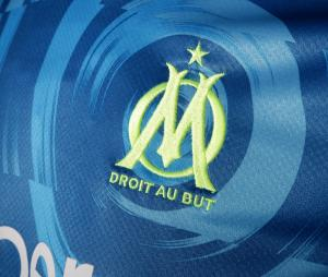 2020/2021 OM Third Europe Amavi Men's Football Shirt