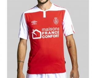 Maillot Stade de Reims Domicile 2021/2022