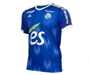 Maillot RC Strasbourg Domicile Gameiro 2021/2022