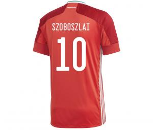 Maillot Hongrie Domicile Euro Szoboszlai 2020