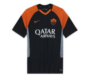 Maillot AS Roma Third 2020/2021 Noir