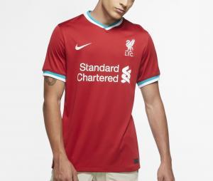 Maillot Liverpool Domicile 2020/2021