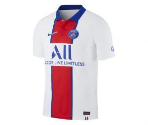 Maillot Match PSG Extérieur 2020/2021