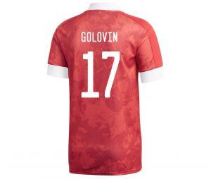 Maillot Russie Domicile Golovin 2020/2021