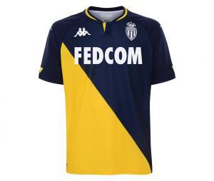 Maillot AS Monaco Extérieur 2020/2021