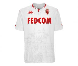 Maillot AS Monaco Third 2020/2021
