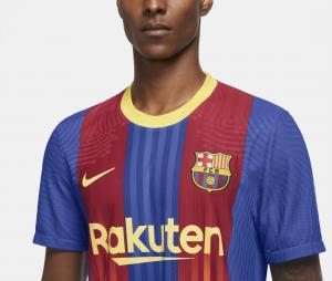 Maillot Match Barça Clasico 2021