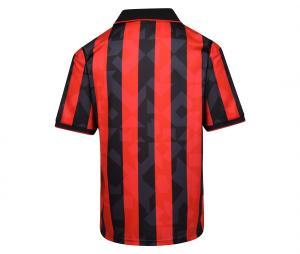 Maillot Vintage AC Milan 1994 Rouge/Noir