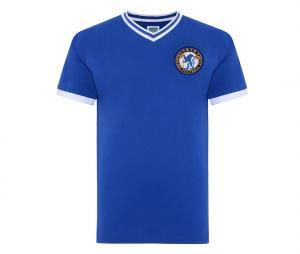 Maillot Vintage Chelsea 1960 Bleu