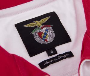 Maillot Rétro  Benfica 1968 Blanc