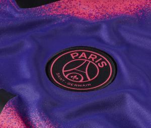 Quatrième Maillot PSG x Jordan 2020/2021