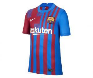 Maillot Barça Domicile 2021/2022 Junior