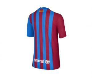 Maillot Match Barça Domicile 2021/2022 Junior