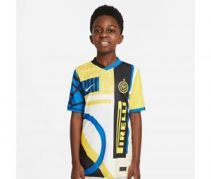 Quatrième Maillot Inter Milan 2020/2021 Junior