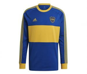 Sweat-shirt Boca Juniors Icons Bleu/Jaune