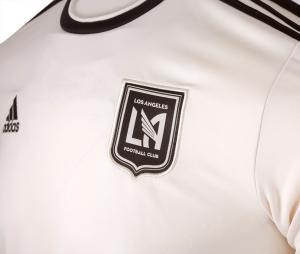 Maillot Los Angeles FC Extérieur 2021/2022