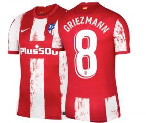 Maillot Atlético Madrid Domicile Griezmann 2021/2022