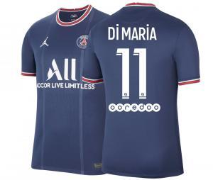 Maillot Jordan x PSG Domicile Di Maria 2021/2022
