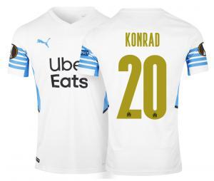 Camiseta OM Local Europa Konrad 2021/2022