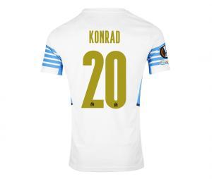 Maillot OM Domicile Europe Konrad 2021/2022
