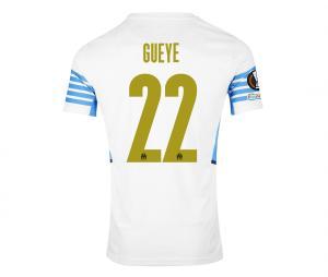 Maillot OM Domicile Europe Gueye 2021/2022