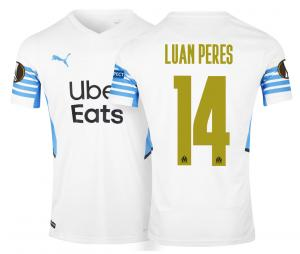 Camiseta OM Local Europa Luan Peres 2021/2022