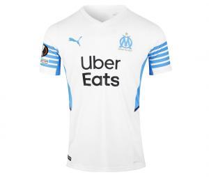 OM Home Men's Football Shirt Europe Payet 2021/2022