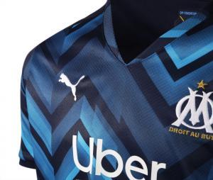 Camiseta OM Visitante 2021/2022