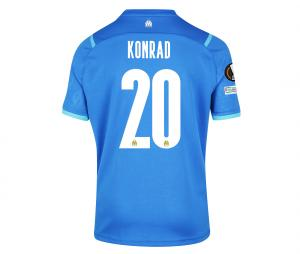 Maillot OM Third Europe Konrad 2021/2022