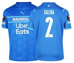 2021/2022 OM Third Men's Football Shirt Europe Saliba