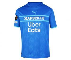 2021/2022 OM Third Men's Football Shirt Europe Lirola