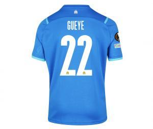 Maillot OM Third Europe Gueye 2021/2022