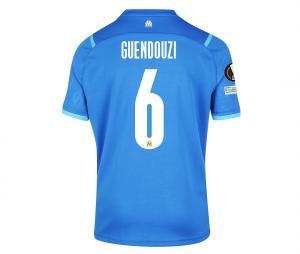 Camiseta OM Third Europa Guendouzi 2021/2022