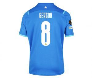 Camiseta OM Third Europa Gerson 2021/2022