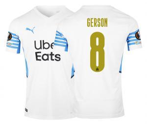 Camiseta OM Local Europa Gerson 2021/2022