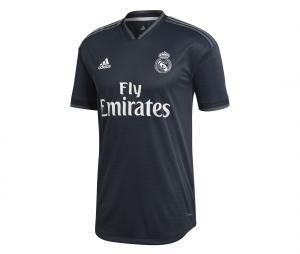 Maillot Authentique Real Madrid Extérieur 2018/19