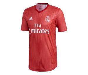 Maillot Authentique Real Madrid Third 2018/19