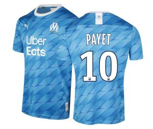 Maillot OM Extérieur Payet 2019/20 Junior