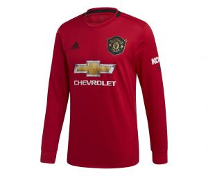Maillot Manches Longues Manchester United Domicile 2019/20