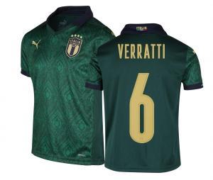 Maillot Italie Third Verrati 2019