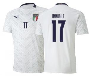 Maillot Italie Extérieur Immobile 2019/2020