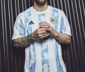 Maillot Authentique Argentine Domicile 2020/2021