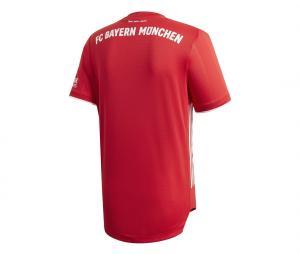 Maillot Authentique Bayern Munich Domicile 2020/21
